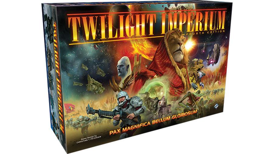 Fantasy Flight annuncia la quarta edizione di Twilight Imperium