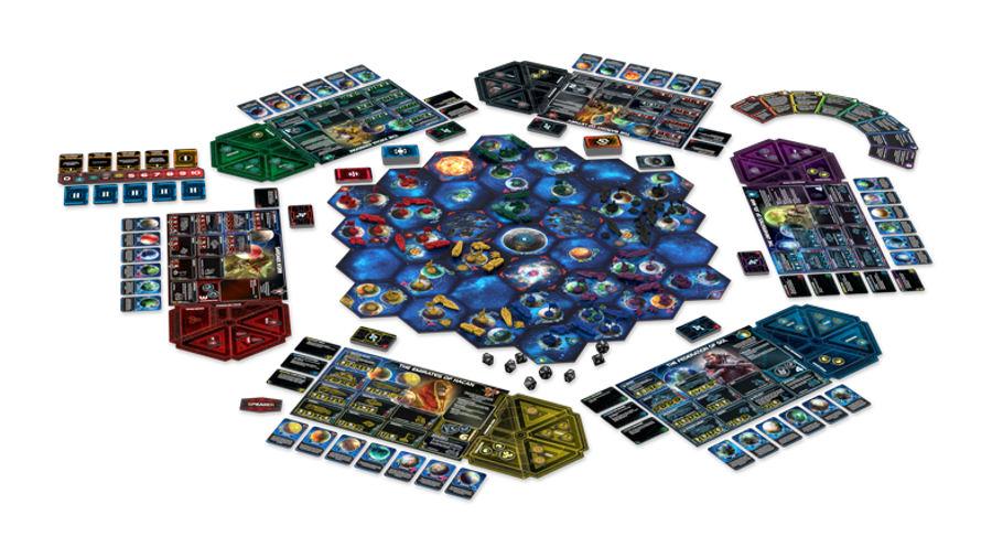 Twilight Imperium Fourth Edition: le differenze con la terza edizione