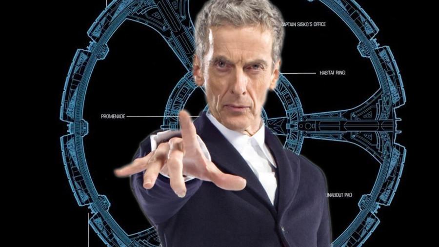 Peter Capaldi poteva essere il protagonista di Star Trek: Deep Space Nine