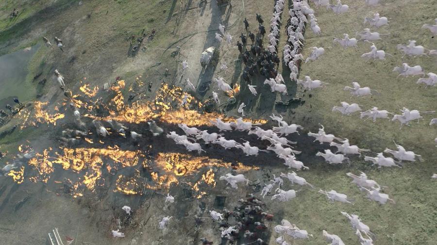 Game of Thrones: gli effetti visivi di Spoils of War