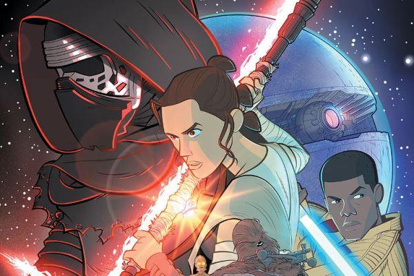 Star Wars: Il fumetto de Il risveglio della Forza rivela un dettaglio delle visioni di Rey