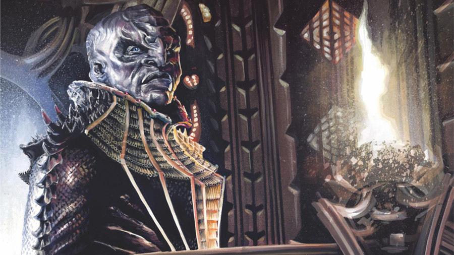 Intervista a Mike Johnson, autore dei fumetti di Star Trek: Discovery