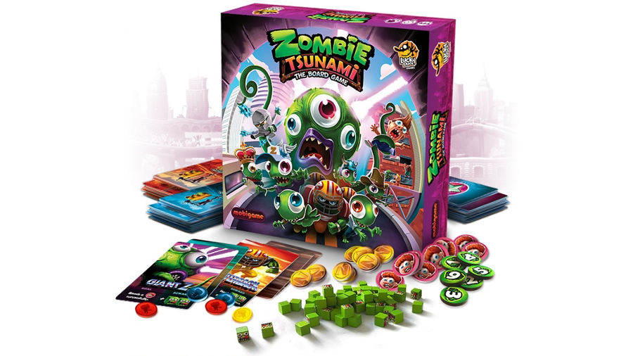 Anteprima: Zombie Tsunami su Kickstarter