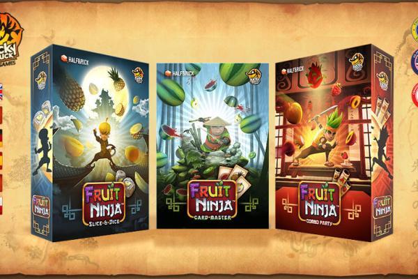Anteprima: Fruit Ninja su Kickstarter