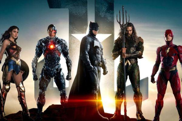 Justice League – Ecco i nuovi poster dedicati agli eroi della DC