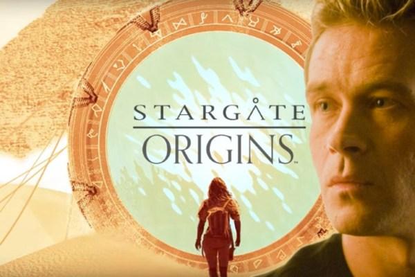 Connor Trinneer ed Ellie Gall nel cast della nuova serie di Stargate