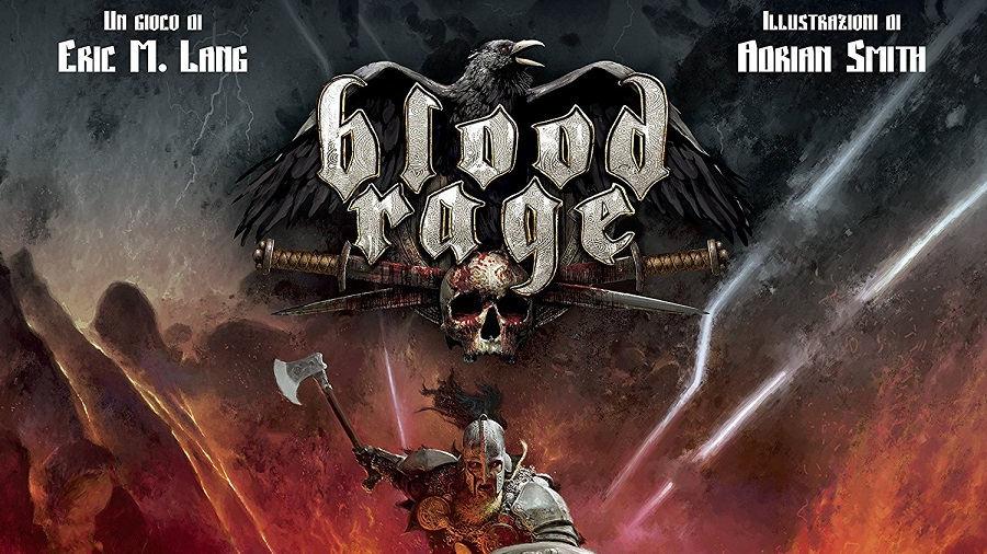 Il gioco sul comò – Blood Rage