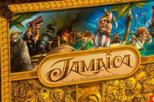 Il gioco sul comò – Jamaica