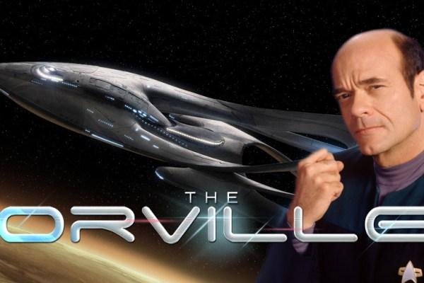 Ecco il primo cameo di Star Trek in The Orville!