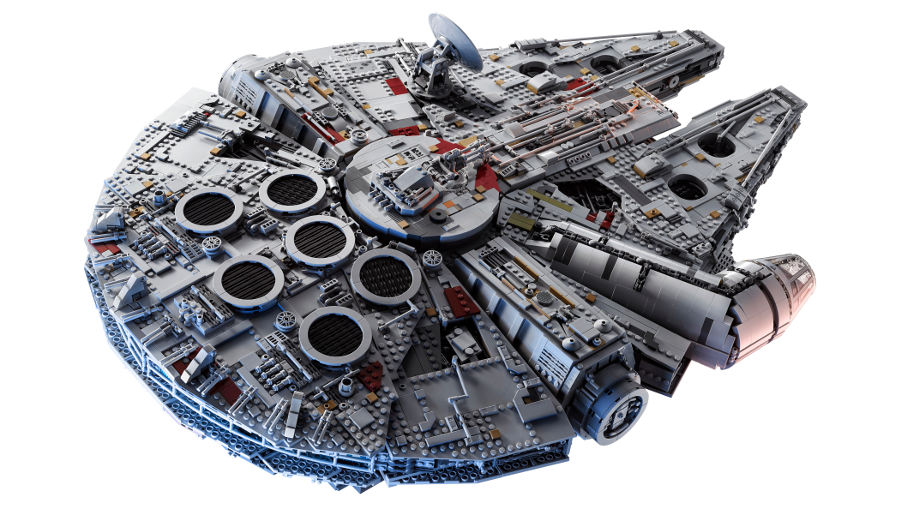 Lego Star Wars: i nuovi set di Episodio VIII