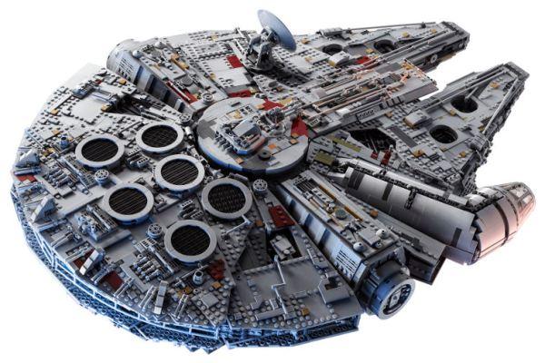 Lego Star Wars: i nuovi set di Episodio VIII