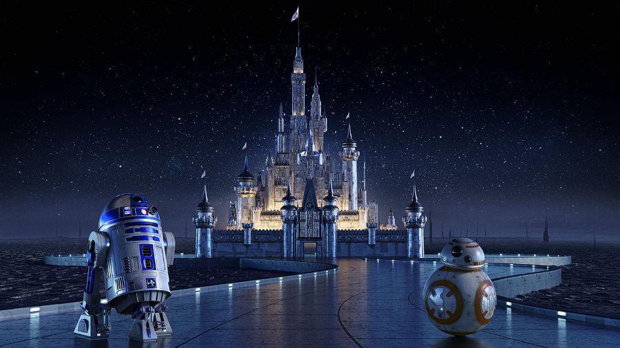Disney rivuole tutti i diritti di streaming di Star Wars