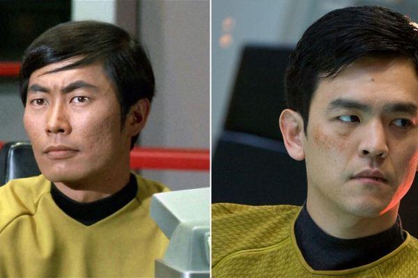 John Cho vorrebbe un crossover tra l'equipaggio originale e quello reboot