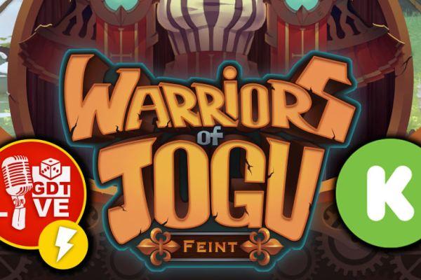 GDT Live: Warriors of Jogu su Kickstarter