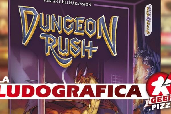 Ludografica: Dungeon Rush