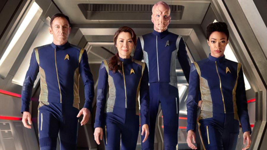 La popolarità di Star Trek: Discovery è in crescita
