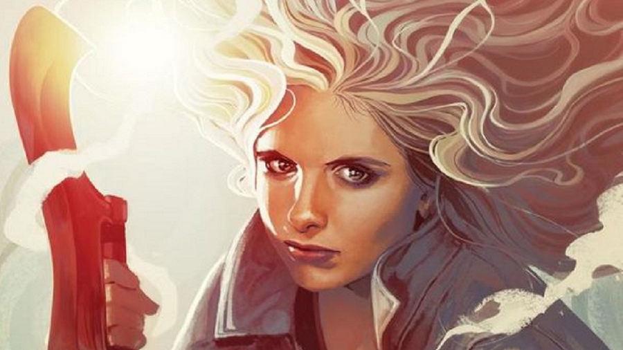 Joss Whedon torna a scrivere per Buffy
