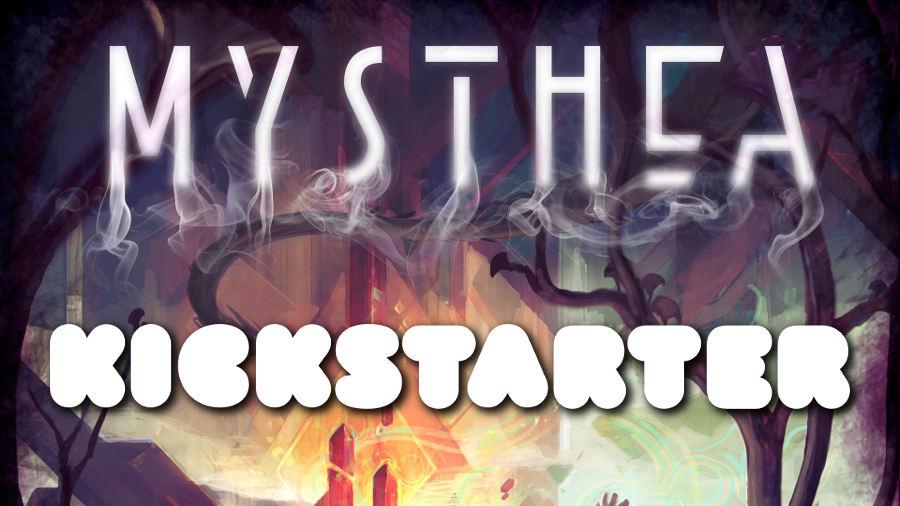 Mysthea – anteprima Kickstarter