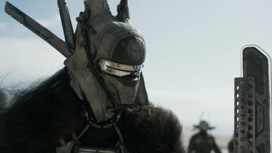 Ecco il nome del misterioso personaggio di Solo: A Star Wars Story