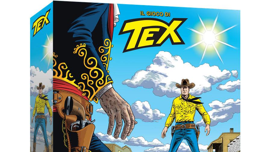 Anteprima: Il gioco di Tex, fino all'ultima pallottola