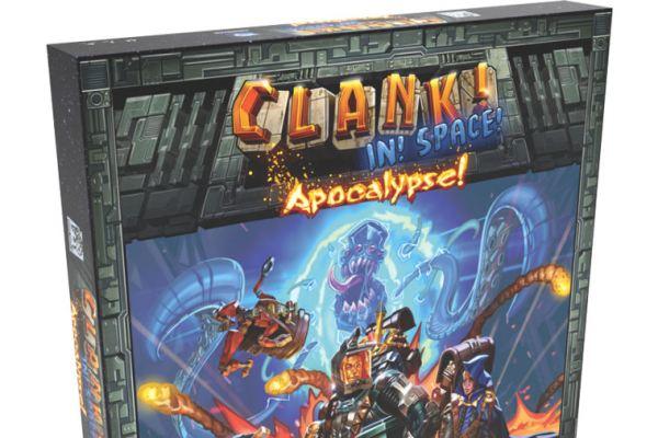 Arriva Clank! In! Space! Apocalypse!