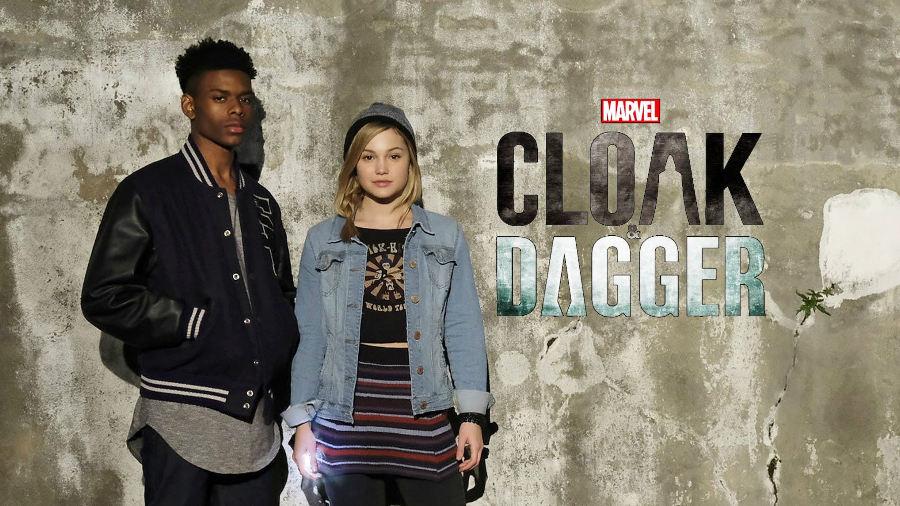 Cloak and Dagger: il trailer spiega che uno dei due dovrà morire