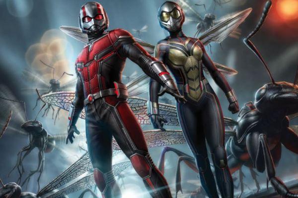Scott, Hope e… Luis, che vuole un costume! Ecco il nuovo trailer di Ant-Man & The Wasp