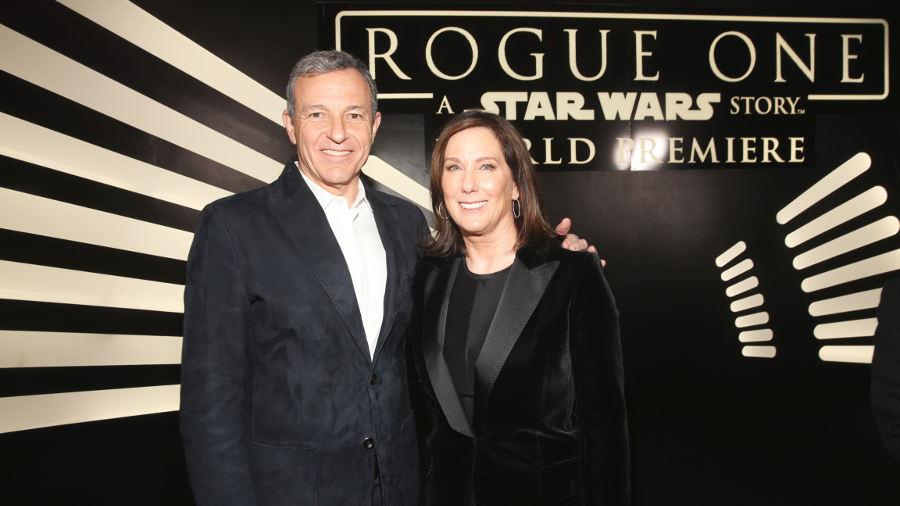 Lucasfilm: Kathleen Kennedy resta salda al suo posto