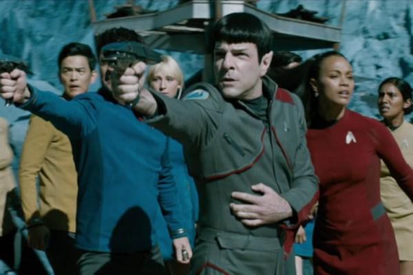 Star Trek: l'equipaggio reboot dell'Enterprise tornerà anche nel film di Quentin Tarantino