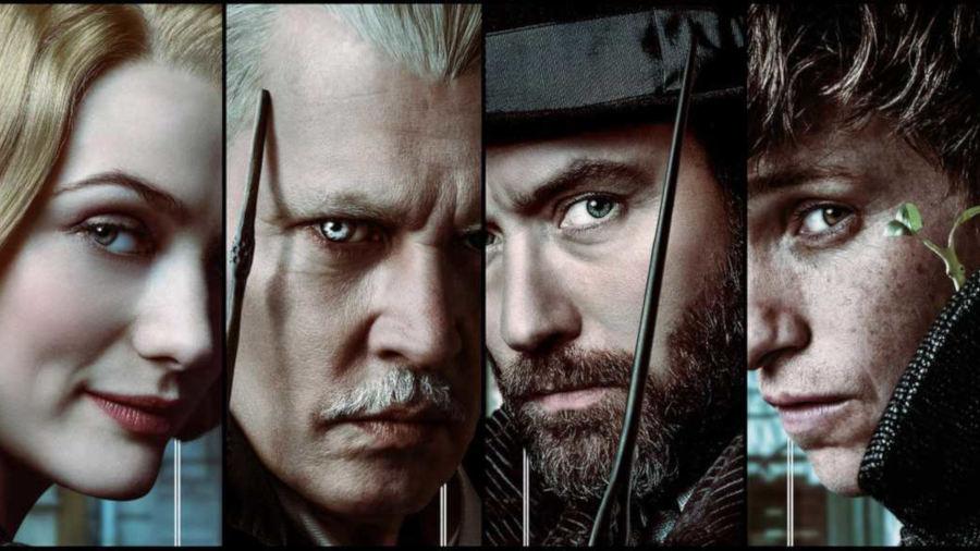 Animali Fantastici: I Crimini di Grindelwald ecco i poster dei protagonisti e il trailer