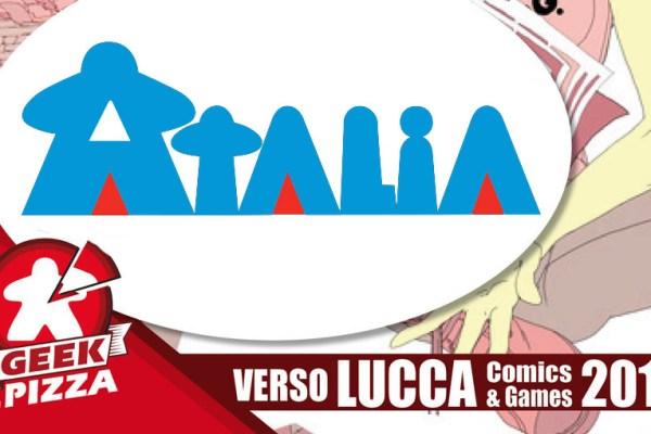 Verso Lucca Comics & Games 2018 – Atalia