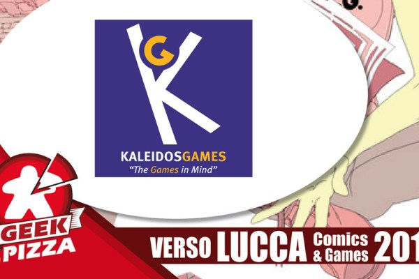 Verso Lucca Comics & Games 2018 – Kaleidos Games