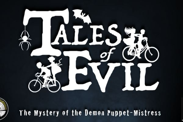 Tales of Evil on Kickstarter, a chat with the author