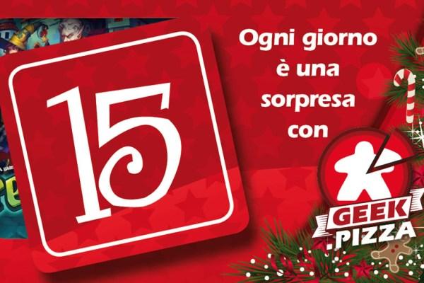 Calendario dell'Avvento di Geek.pizza 15: in regalo una copia di Creepy Falls