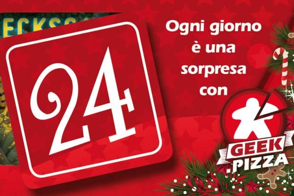 Calendario dell'Avvento di Geek.pizza 24: Deckscape in regalo!