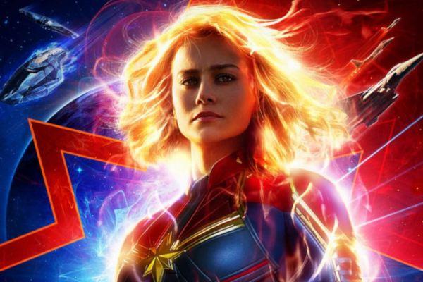 Captain Marvel oltre, più in alto e più veloce nel nuovo trailer