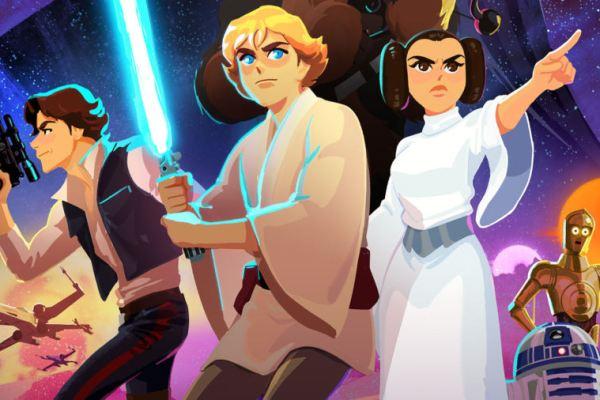 Star Wars: Galaxy of Adventures i primi 6 episodi