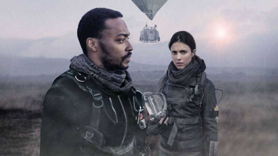 La Terra è condannata nel trailer di Io, il nuovo film Netflix