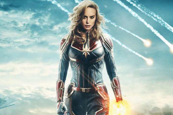 Brie Larson rivela una scena di Captain Marvel