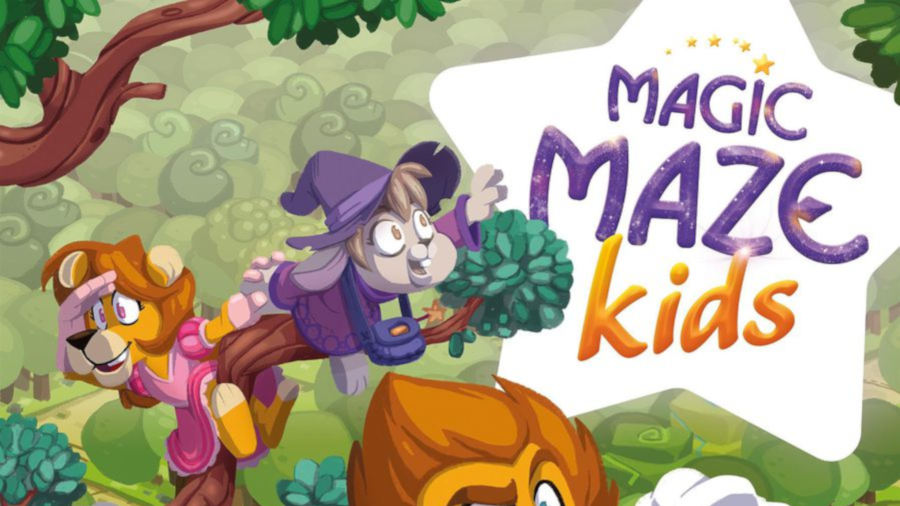 3 Emme annuncia Magic Maze Kids
