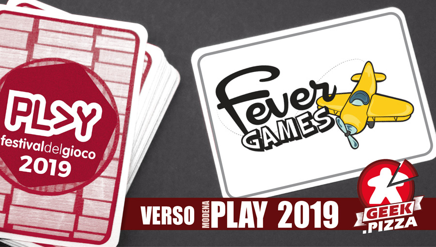 Verso Play 2019 – Fever Games