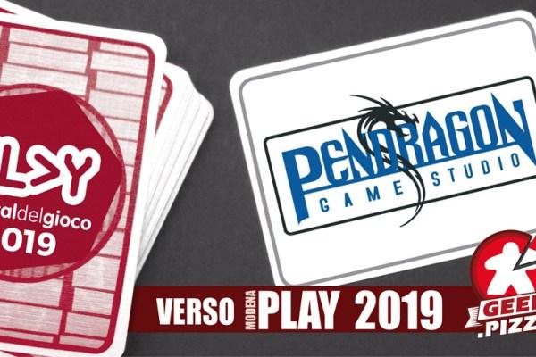 Verso Play 2019 – Pendragon Game Studio