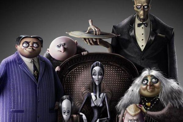 Gli Addams stanno tornando: ecco il primo teaser trailer del film di animazione