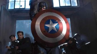 Scudo di Captain America in Captain America: The First Avenger