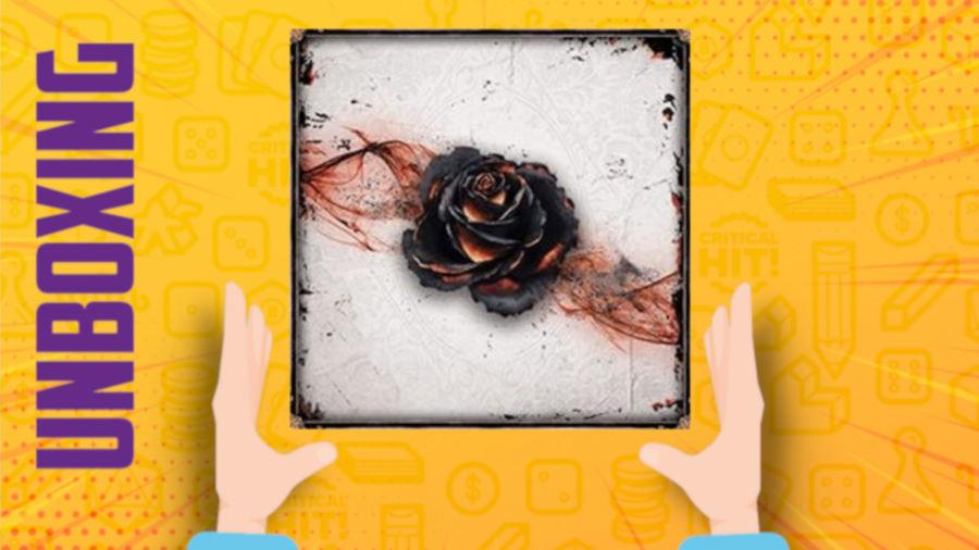 Black Rose Wars – Unboxing