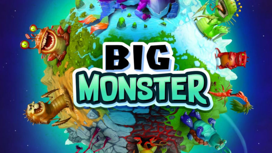 Lo spacciagiochi: Big Monster