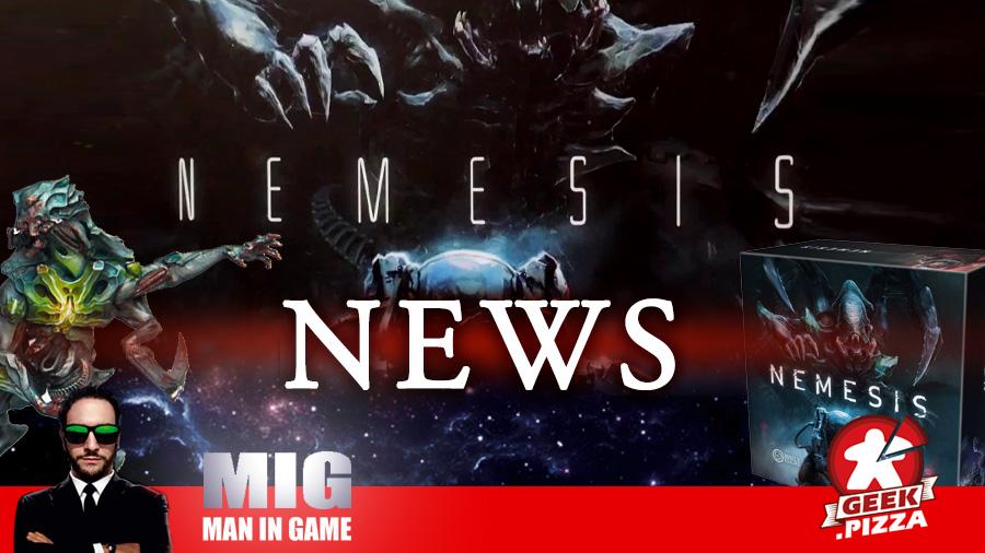 Nemesis – Aggiornamento n°58