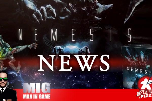 Nemesis – Aggiornamento n°62