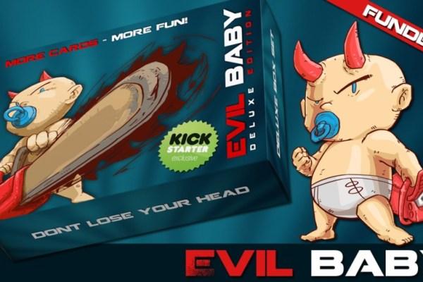 Anteprima Kickstarter: Evil Baby