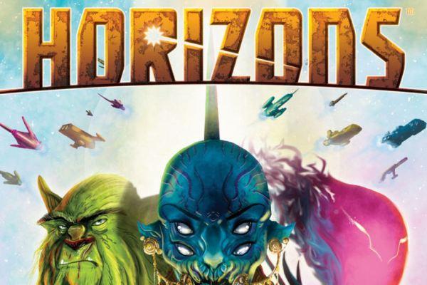 Lo spacciagiochi – Horizons